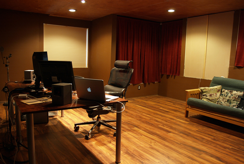 Video Editing Studio in Tujunga, Ca